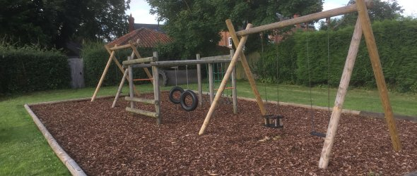 Children's Play Area, Knossington